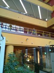 ミウィ橋本にある相模原市立橋本図書館の写真