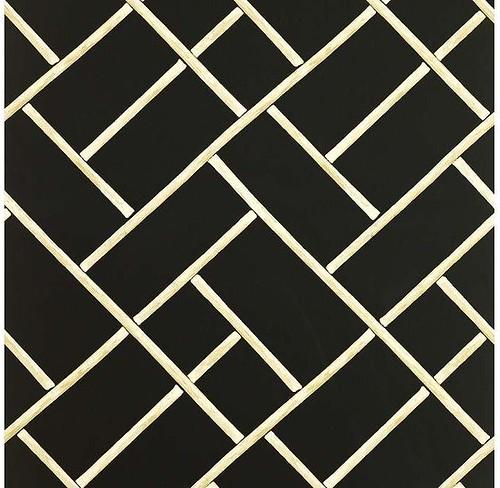 Lulu Dekwiatkowski Black Bamboo Wallpaper