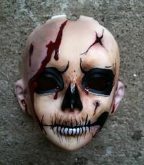 W.I.P. Uno-ane Belia (Step 3) (Le Tama) Tags: ball death blood doll zombie mort teeth elder bones bjd veins alchemic jointed labo unoa belia alchemiclabo unoane