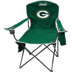Green Bay Packers Tailgate & Camping Cooler Chair