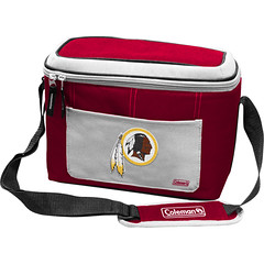 Washington Redskins Coleman 12 Pack/Can Cooler Bag