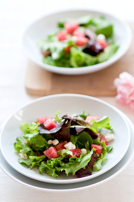 watermelon salad5