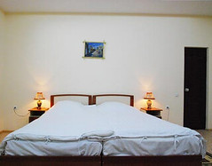 Habitación del Arkanchi Hotel