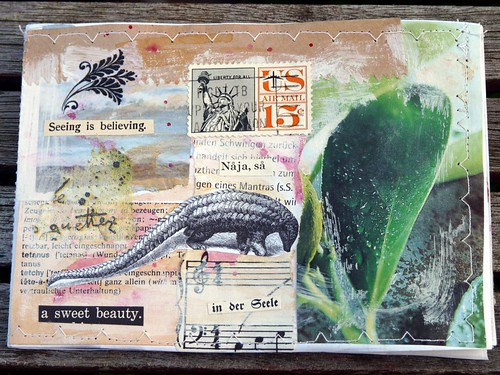 The 1. Collage Mini Book Cover