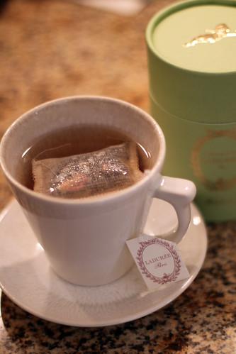 Laudurée Rose Tea