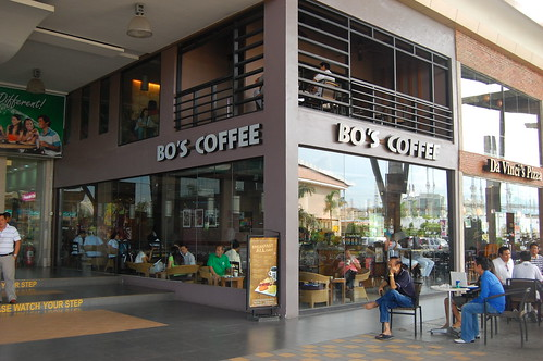 Bo's Coffee Park Mall Cebu