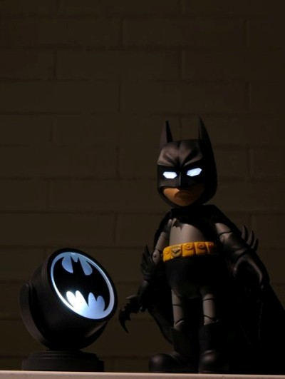 86Hero Hyrid Metal Figuration Batman