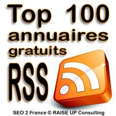 100 annuaires RSS gratuits