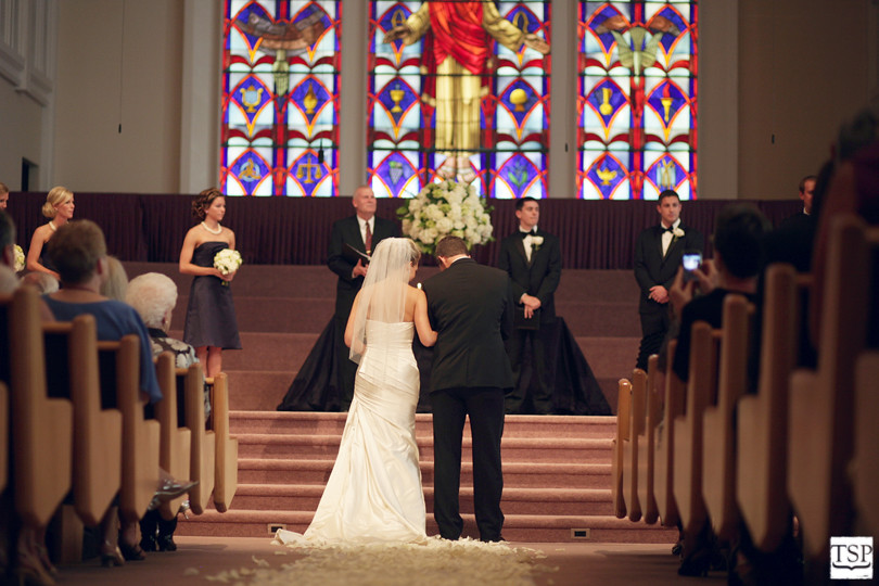 Calvary Christian Assembly Wedding