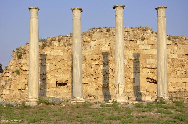 Salamis Harabeleri - Kıbrıs