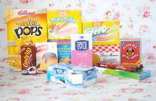 Play Food boxes