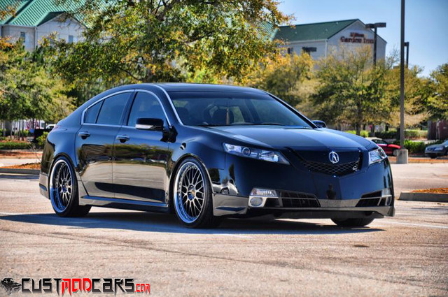 2010 acuratl modifiedcars custmodcars
