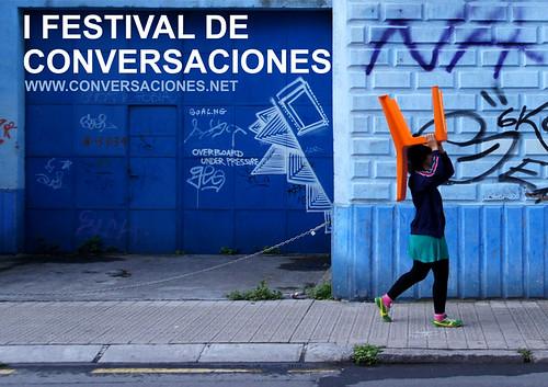 Festival de Conversaciones - Elakarrizketa Lehen Festibal