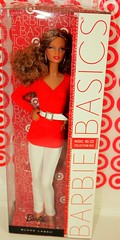Model  No. 02 (napudollworld) Tags: red 2 3 1 model barbie collection target exclusive mattel basic accesories