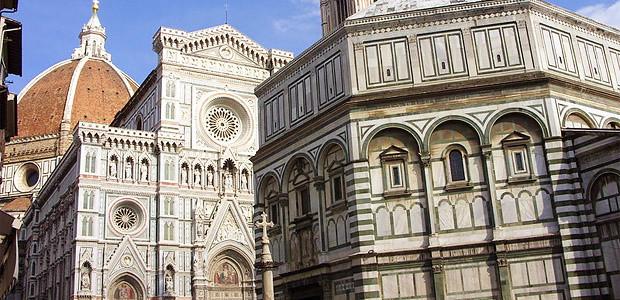 Duomo and Batisttero