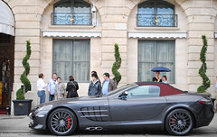 Mercedes-Benz SLR McLaren 722S Roadster [On Explore !] (BenjiAuto (Ratet B. Photographie)) Tags: road france slr cars sport mercedes benz nikon gear mclaren autos 1855 luxury supercar sls amg supercars roadster 55200 722 d3000 ratet worldcars hypercars 722s