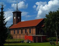 Zerpenschleuser Kirche (foto@timnoack.de) Tags: e300 timtrevlig timnoack ©timnoack ©timtrevlig