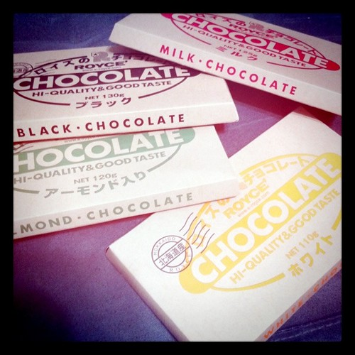 Things I Love: Royce Chocolates