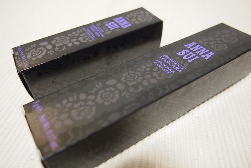 2011 ANNA SUI COSMETICS AUTUMN COLLECTION