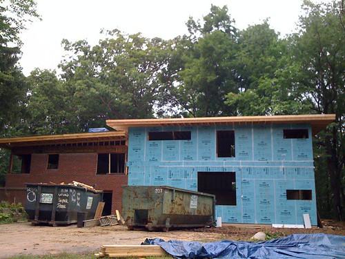 DeBord Residence Raises Roof
