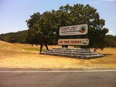 Cedar Hill Sign