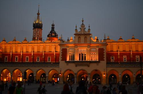 cracovia -Rynek Glòwny