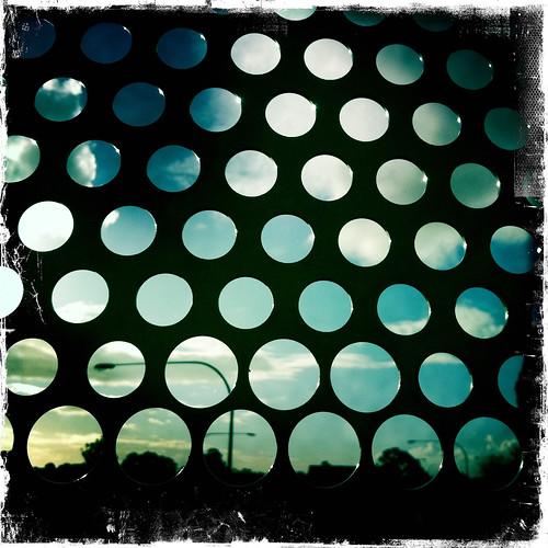 Circles. Day 255/365.