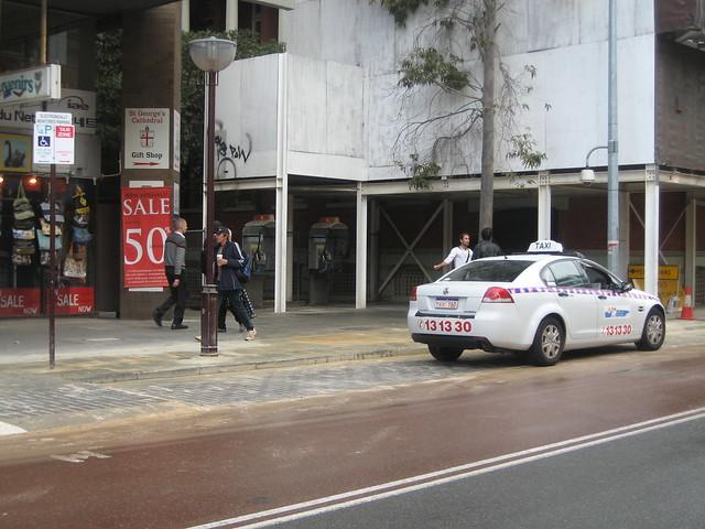 タクシーゾーン
