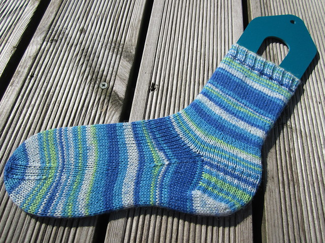 Plain Vanilla sock no.3