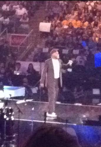 Danny Glover, We Day 2011