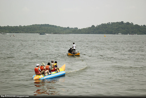 Changi Point - Banana Boat