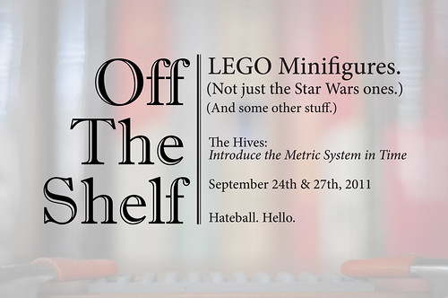 Off the Shelf Title Card