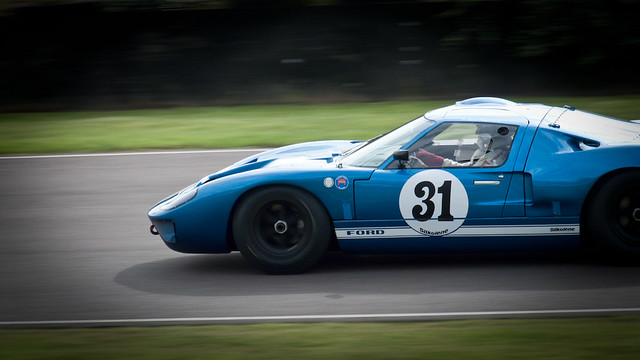 2011 Goodwood Revival: Ford GT40