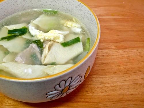 IMG_0923 腐竹蛋花猪肉汤