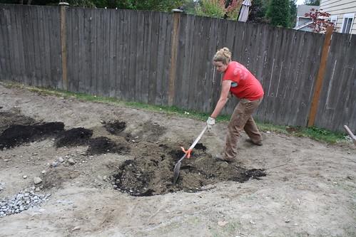 Karissa Mixing Mulch