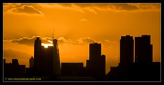 THAMES 44 (adriangeephotography) Tags: city sunset england urban london thames clouds sunrise river photography south adrian gee canarywharf woolwich adriangeephotography