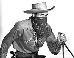 bandit cowboy drollgirl