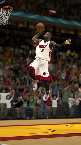 "NBA 2K12 ""On the Move"""