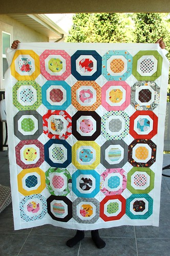 Flea Market Fancy 'birdbath' quilt by ann-marie s.