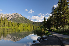 Banff Center Park (irakshit) Tags: banff canadianrockies indraneel rakshit banffrockies photocontesttnc11