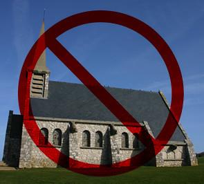 Unfriendly church