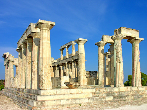 Greece-1172 - Temple of Athena