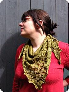 Karise shawl