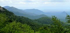 Layers of Hills (m I m) Tags: india forest canon wow wildlife 7d karnataka brhills monish