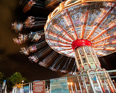 Sky Ride (Filan) Tags: motion twilight nikon open slow bikini fullframe nikkor fx sentosa fhm d3 filan filanthaddeusventic fhm2011 filand3 nikonfilan filanthography nikonianfilan iamfilan