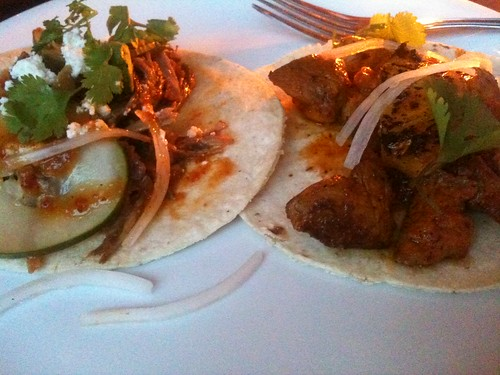 Tacos at Empellon