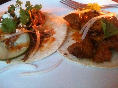 Tacos at Empellon