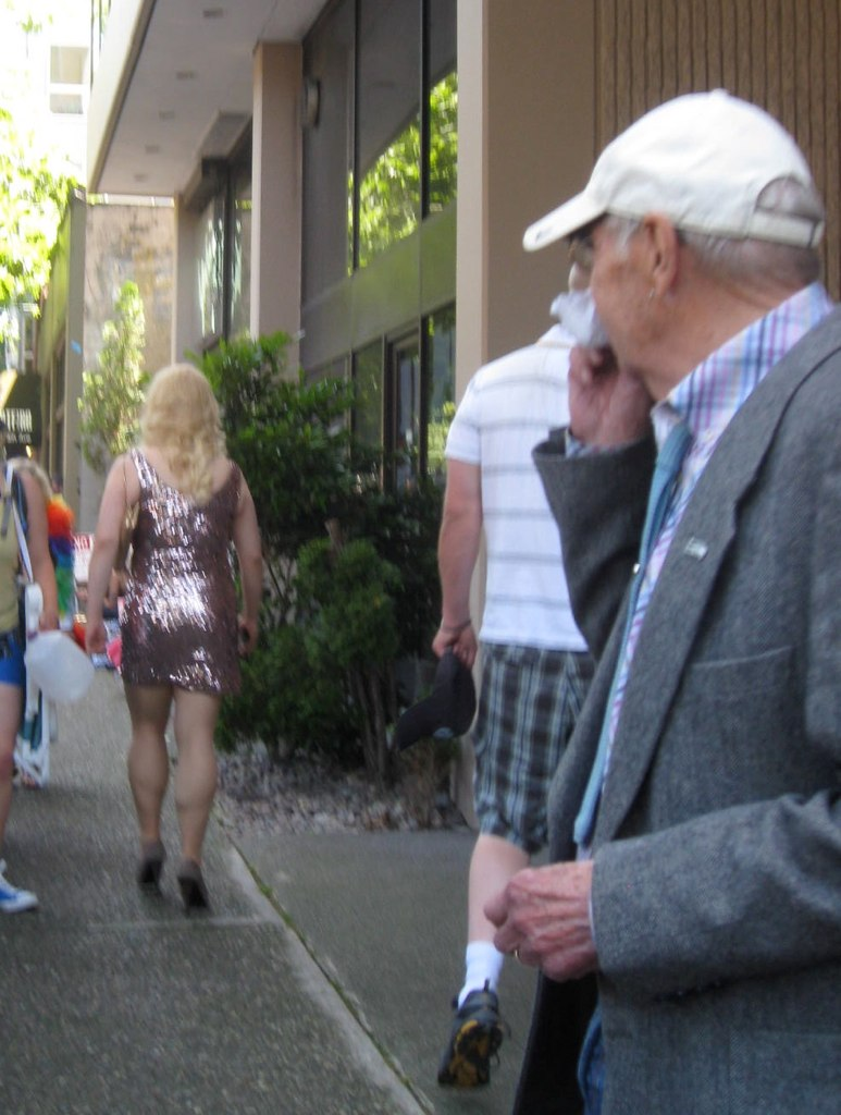 Seattle transexual
