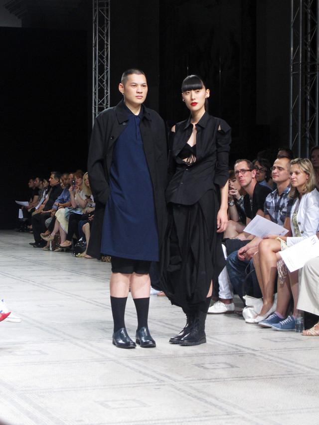 yohji yamamoto fashion in motion