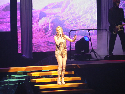 Kylie Live in Manila